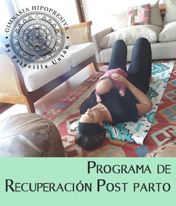 Plan recuperacion post parto-1